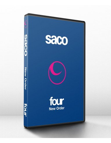 Collection New Order - DVD 4 Saco Hair