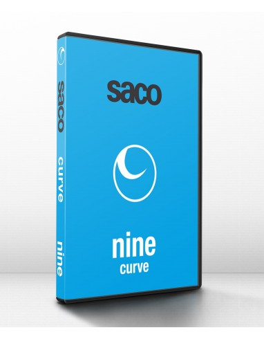 Collection Curve - DVD 9 Saco Hair
