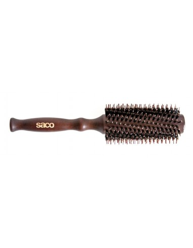 Brosses Rondes En Bois T-Two