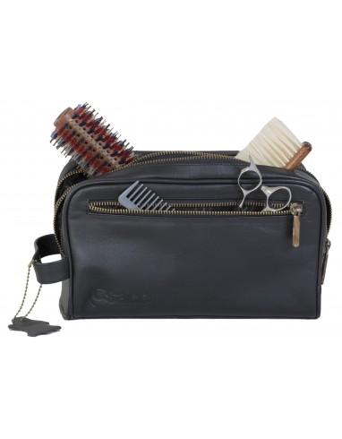 Sacoche de Rangement en Cuir Saco Hair