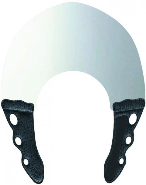 Cape de coupe Neck Mirror Finish