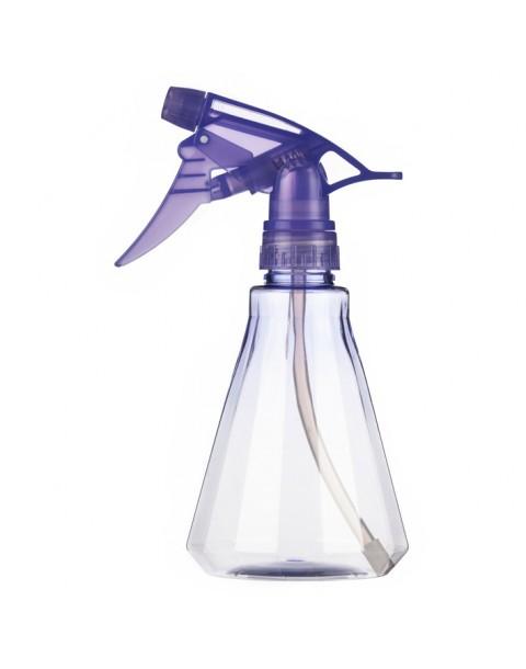 Spray transparent