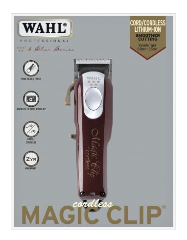 Tondeuse WAHL Magic Clip Cordless