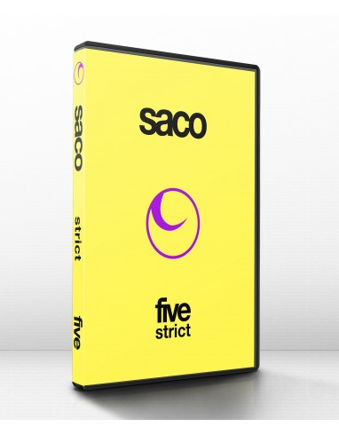 Collection Strict - DVD 5 Saco Hair