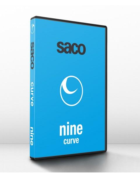 Collection Curve - DVD 9 Saco Hair