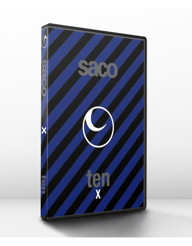 Collection X - DVD 10 Saco Hair